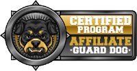 Affiliate Guard Dog Badge Certified